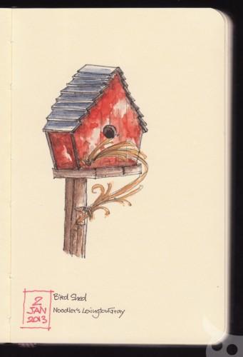 อันนี้วาดบนกระดาษ Moleskine Sketchbook