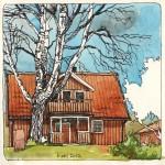 แนะนำ Sketcher : Nina Johansson – เส้นสายและการลงสีที่ผมตกหลุมรัก