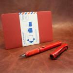 รีวิว Moleskine Postal Notebook ผมเขียนถึงคุณจากปิซา