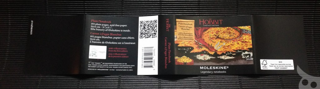 Moleskine Hobbit 2013-05
