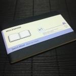 สมุดสเก็ตช์กำเนิดใหม่! Moleskine Pocket Art Plus Cahier Sketch Album