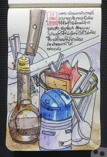 Moleskine Sketch Album-20