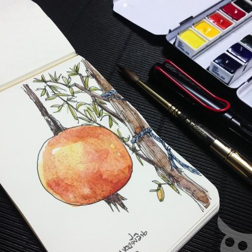 Moleskine Sketch Album-30