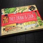 มาน้ำลายไหลอาบแก้มไปกับหนังสือ They Draw and Cook ด้วยกันเถอะ!