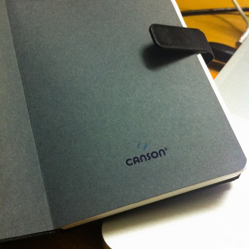 Canson 180 Sketchbook-14