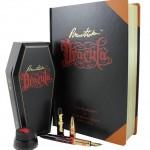 ชวนชมปากกาแวมไพร์ผู้ไม่มีวันตาย! DRACULA Anniversary Pen Set : Bram Stoker