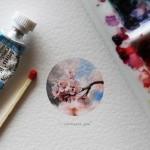 โปสการ์ดสำหรับมดกระจิดริด 365 Postcards for Ants by Lorraine Loots