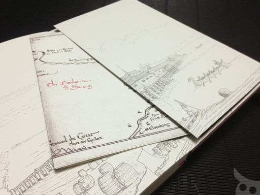 Moleskine Hobbit Box-24