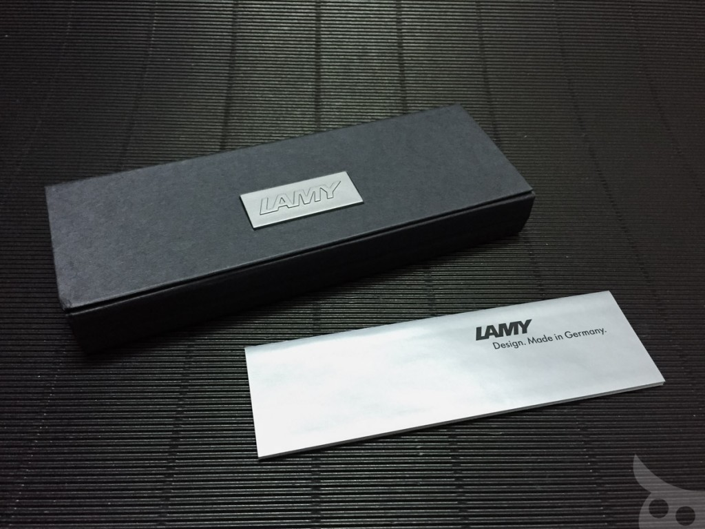 Lamy Studio Brushed Stainless Steel-03
