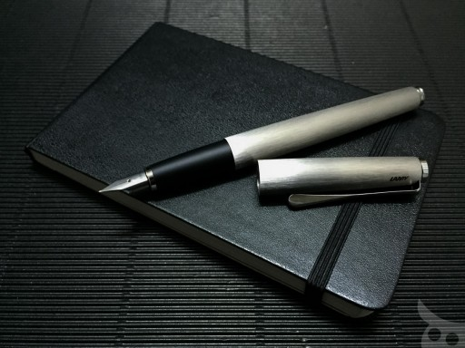 Lamy Studio Brushed Stainless Steel-26