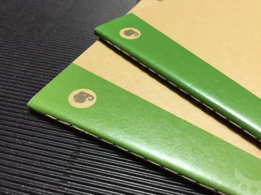 Moleskine Evernote Cahier Journal-11