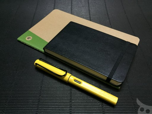 Moleskine Evernote Cahier Journal-15