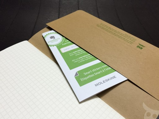 Moleskine Evernote Cahier Journal-22