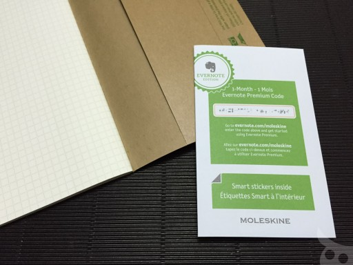 Moleskine Evernote Cahier Journal-23