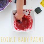 สีสำหรับทารกและวัยหัดเดิน ปั้นลูกให้เป็นจิตรกรเอกได้ตั้งแต่ยังไม่ถึงขวบ!