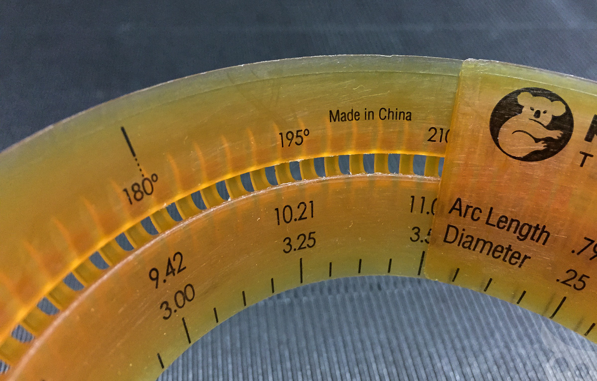 Koala Tools Ring 360 Standard Ruler