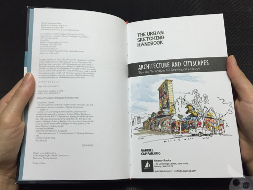 The Urban Sketching Handbook - Architecture and Cityscapes-05
