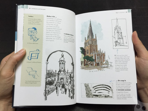 The Urban Sketching Handbook - Architecture and Cityscapes-08