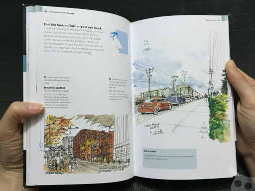 The Urban Sketching Handbook - Architecture and Cityscapes-09