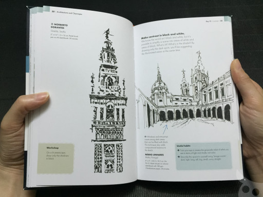 The Urban Sketching Handbook - Architecture and Cityscapes-10