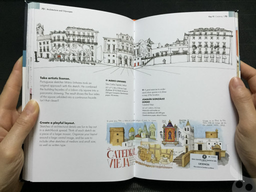 The Urban Sketching Handbook - Architecture and Cityscapes-11