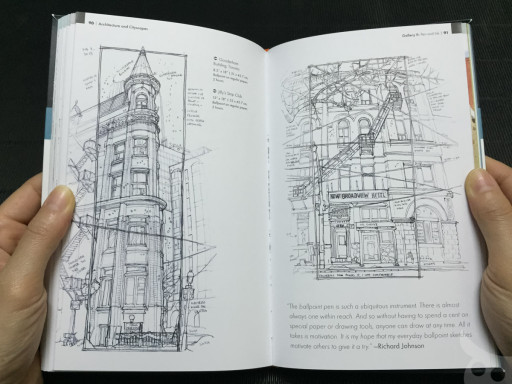 The Urban Sketching Handbook - Architecture and Cityscapes-13