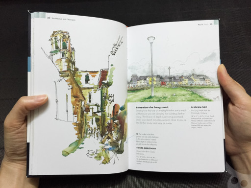 The Urban Sketching Handbook - Architecture and Cityscapes-16