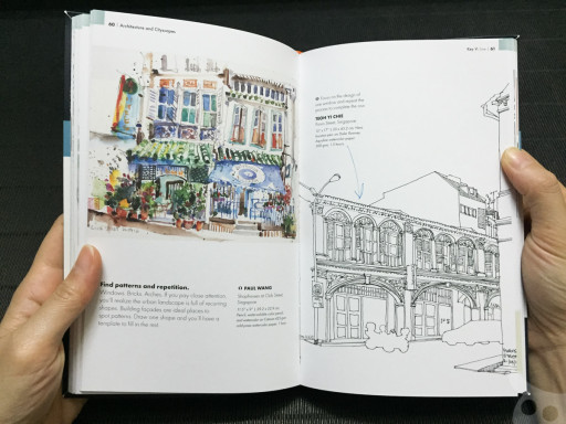 The Urban Sketching Handbook - Architecture and Cityscapes-17