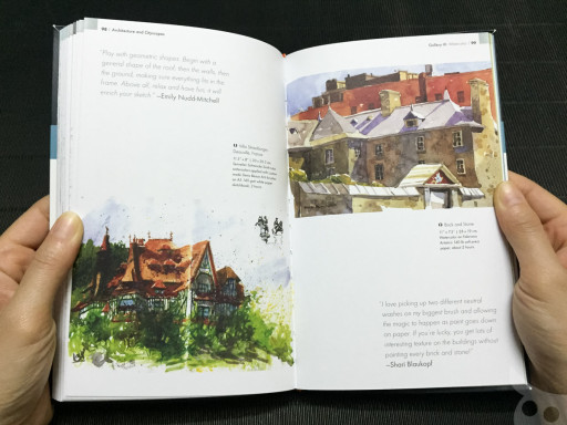 The Urban Sketching Handbook - Architecture and Cityscapes-18