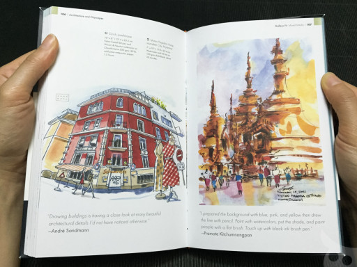 The Urban Sketching Handbook - Architecture and Cityscapes-19