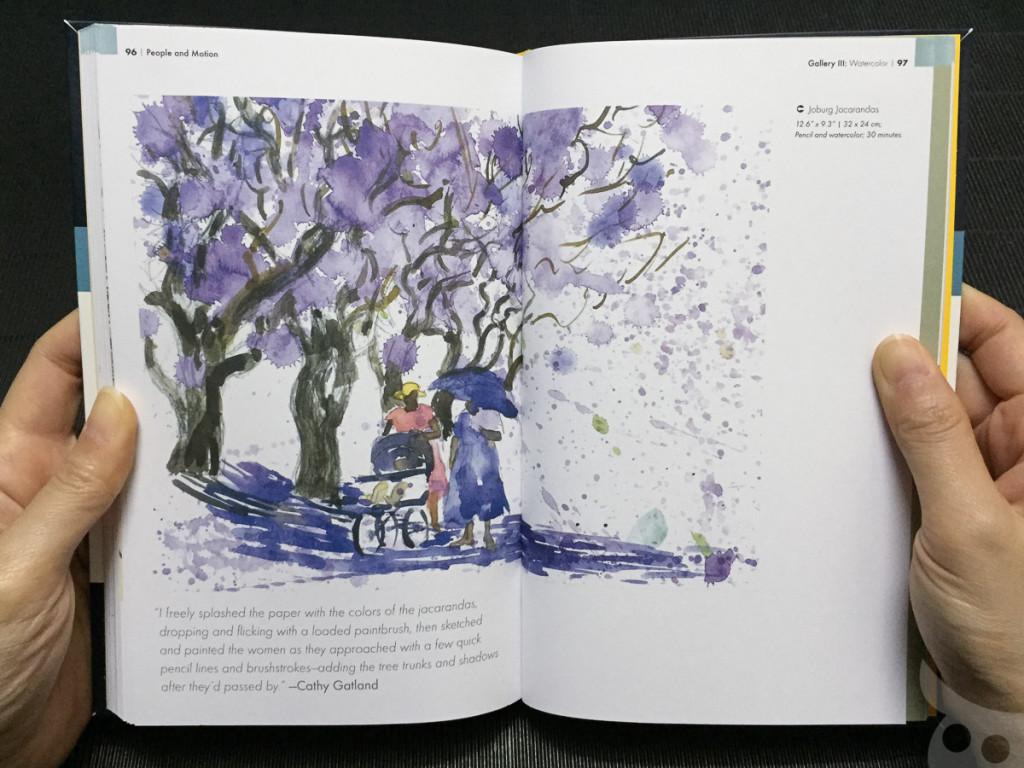 The Urban Sketching - People-20