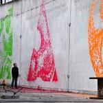 Paintball Art เมื่อพลแม่นปืนสาดกระสุนสร้างภาพศิลป์