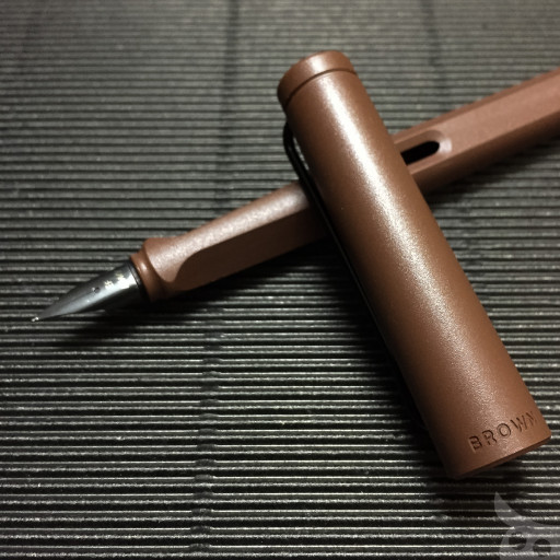Lamy Line Brown-14