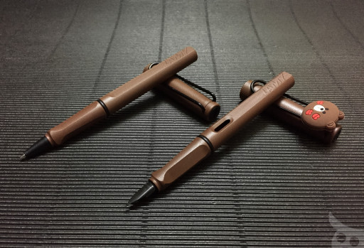Lamy Line Brown-17