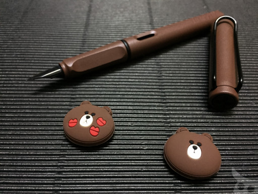 Lamy Line Brown-18