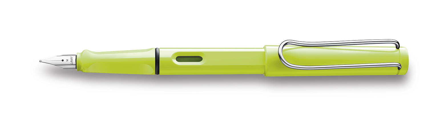 Safari_043_safari_Fountain_pen_neonlime_Ink_limegreen_low