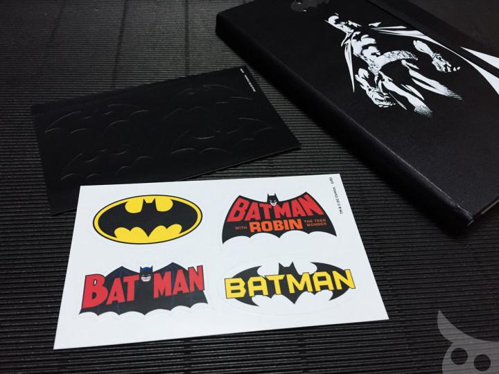 Moleskine Batman-10