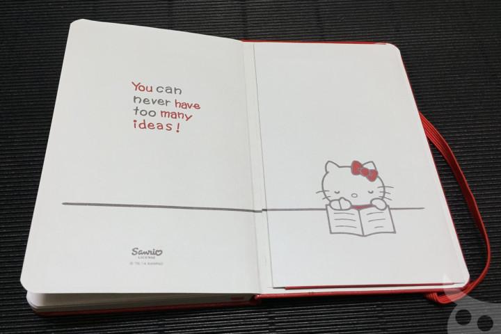Moleskine Hello Kitty-16