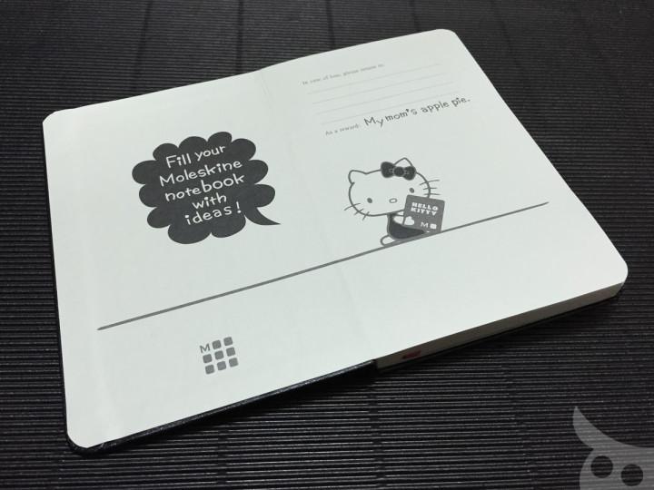 Moleskine Hello Kitty-23