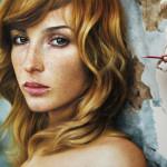 Hyperrealistic Painting วาดภาพชัดเว่อร์เกินจริง อย่างกับกล้องความละเอียดสูงมาเอง