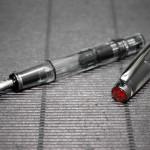 สวย รวย ลีลาเด็ด ไต้หวัน TWSBI Diamond mini Clear [18+]