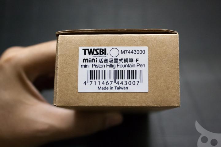 TWSBI Diamon mini Clear-03
