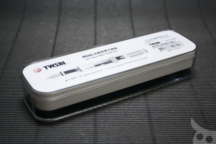 TWSBI Diamon mini Clear-07