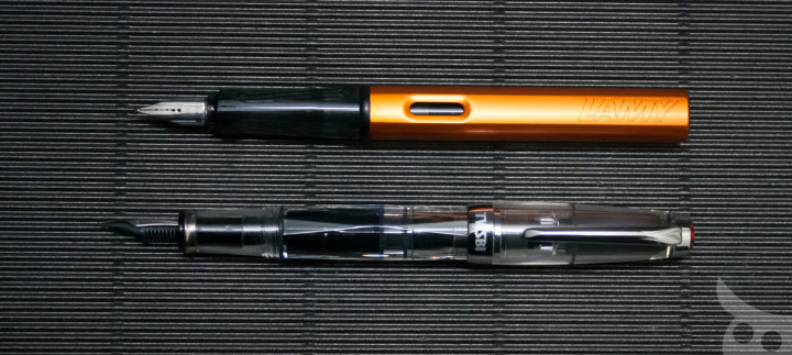 TWSBI Diamon mini Clear-15