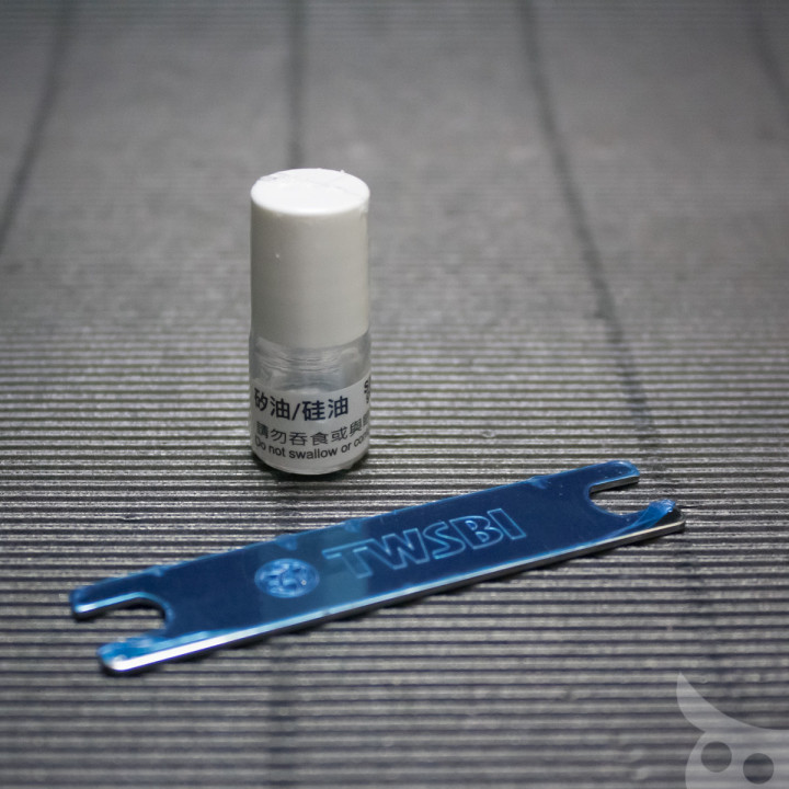 TWSBI Diamon mini Clear-28