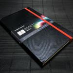 สมุดสำหรับกราฟฟิคดีไซน์เนอร์! Moleskine smart notebook, Adobe Creative Cloud Connected
