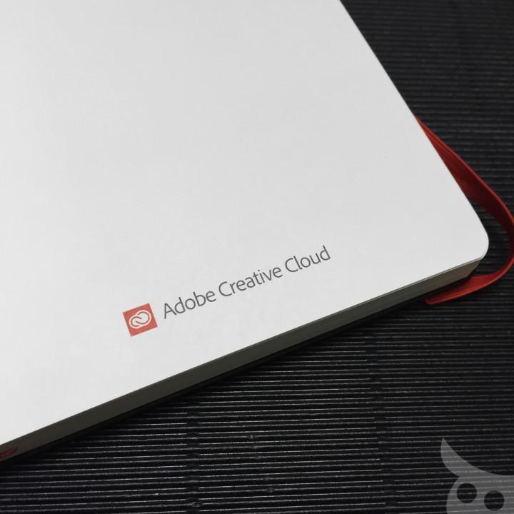 Moleskine Adobe CC-12