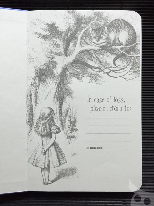 Moleskine Alice-11