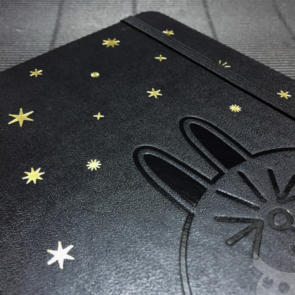 Moleskine Line Brown Cony-09