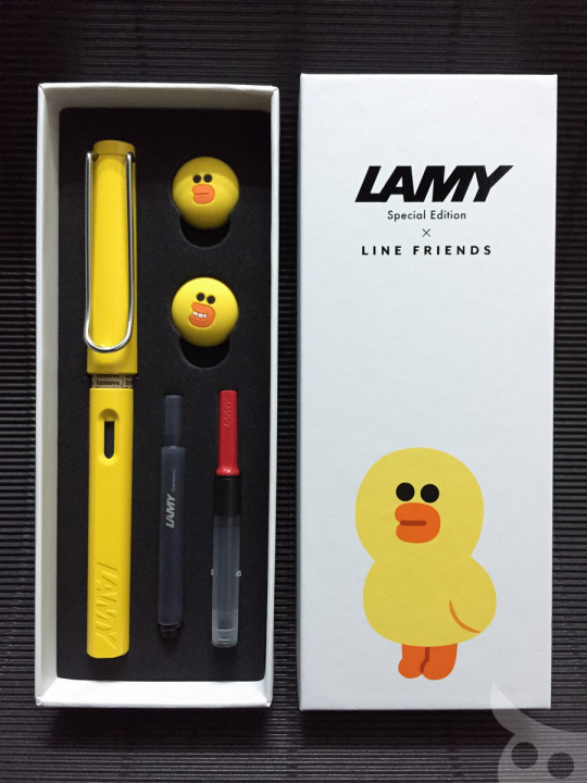 Lamy Safari Cony & Sally-11